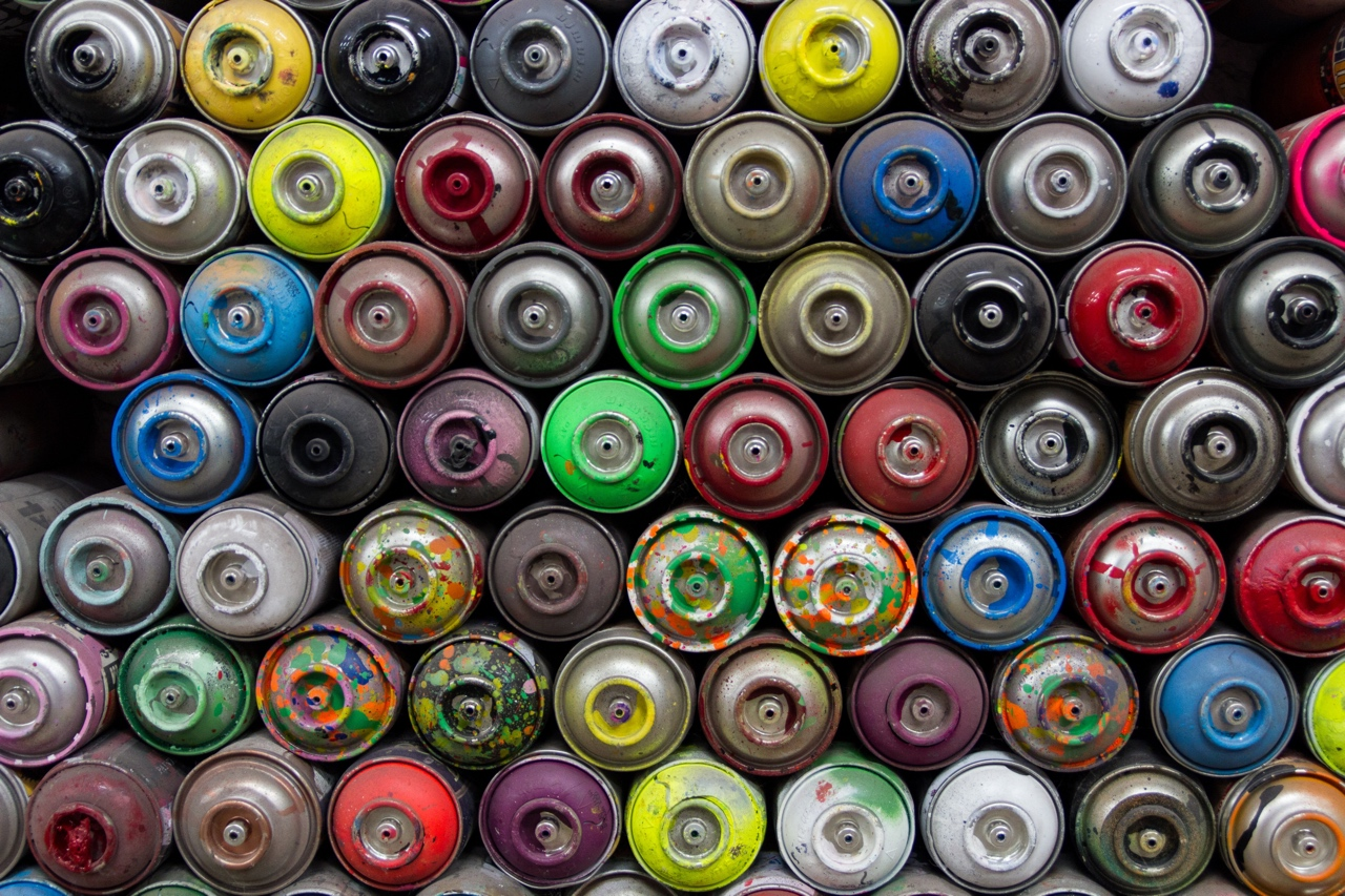 Image of Spray Cans