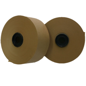 Image of a Brown Paper Roll 3inch Waxed