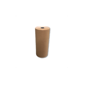 Image of a Large Roll of Brown Paper