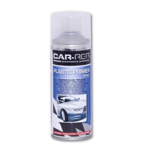 image of car rep plastic primer spray can