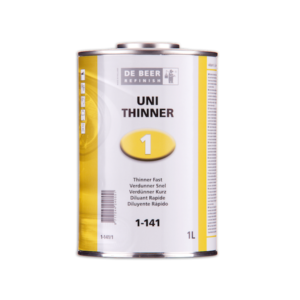 Image of De Beer 1-141 Uni Thinner 1 Litre