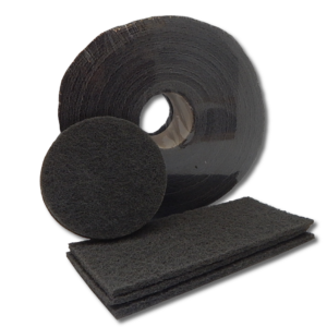 Image of Grey Scuff Rolls and Pads