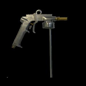 Image of a stone guard gun