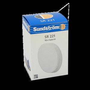 Image of a Sundstrom pre-filter