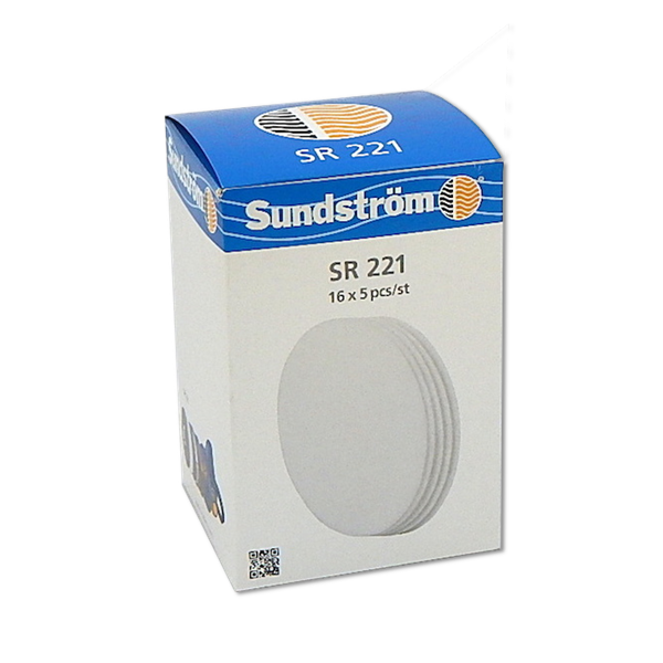 Image of a Sundstrom pre-filter