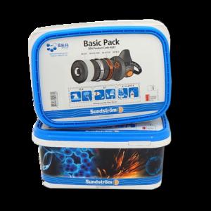 image of sunstrom basic spray mask kit