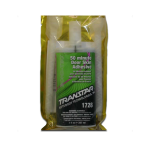 Image of a packet of Transtar 50min doorskin adhesive