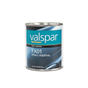 Image of a tin of Valspar Refinish fx01 effecti additive .946 Litre