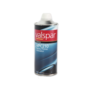 Image of a can of Valspar Refinish vpc 210 epoxy primer activator .946 Litre
