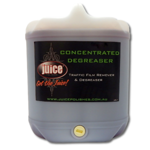 Image of a container of Juice concentrated degreaser 20 Litre