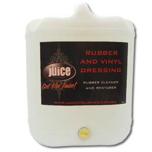 Image of a container of Juice rubber vinyl dressing 20 Litre
