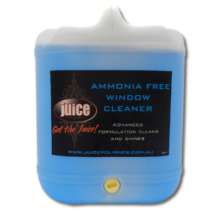 Image of a container of Juice ammonia free window cleaner 20 Litre