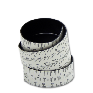 image of a magnetic ruler