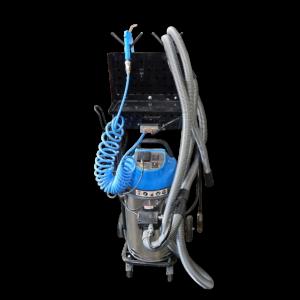 image of dust extraction vacuum unit