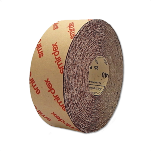 image of smirdex 70mm speedfile sand paper roll
