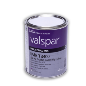 image of valspar industrial TB400 epoxy topcoat